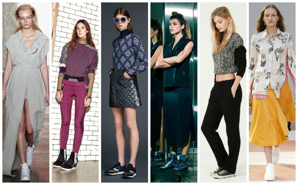 модная подростковая одежда для девочек