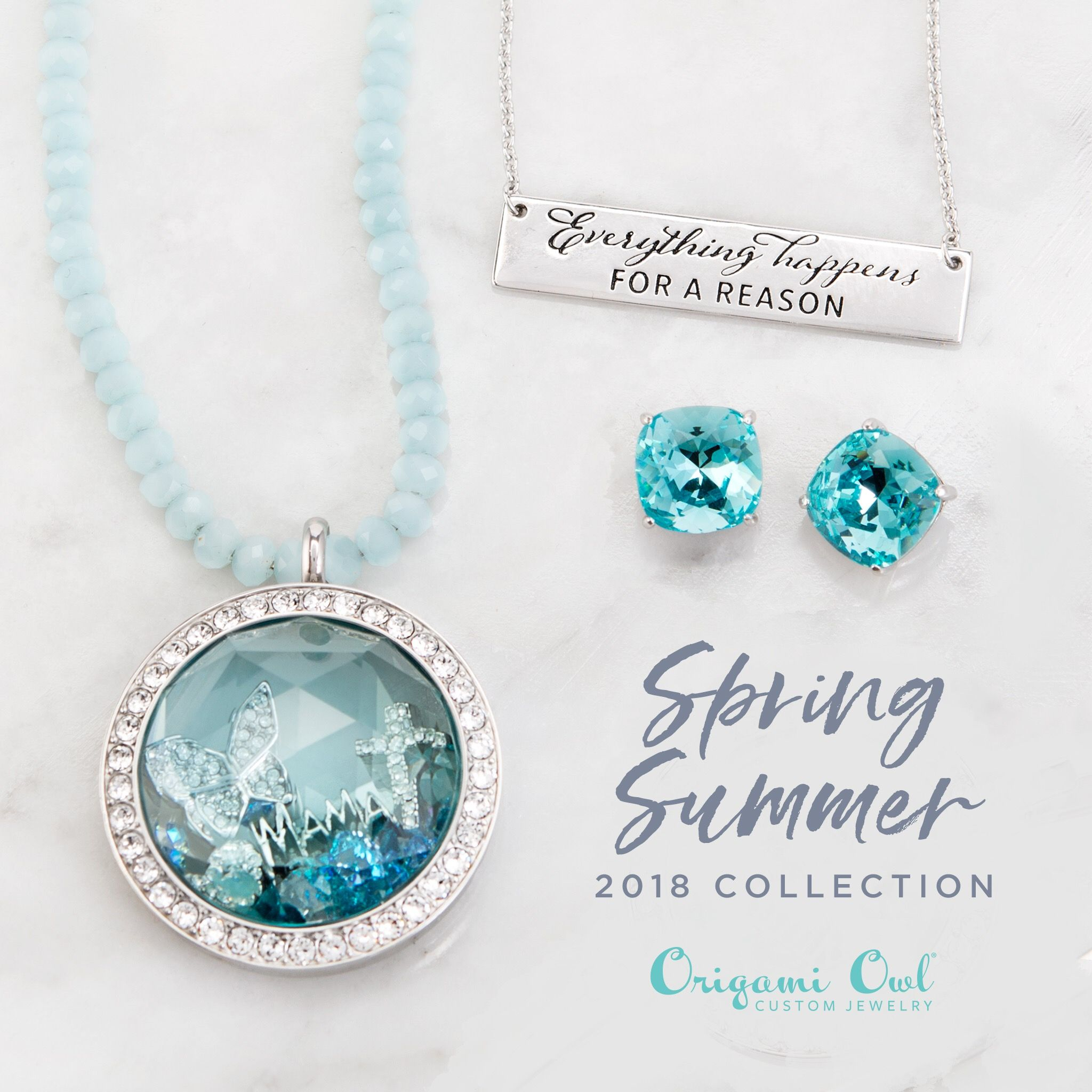 The Origami Owl Custom Jewelry Spring 2019 Collection - Direct ... | 2048x2048