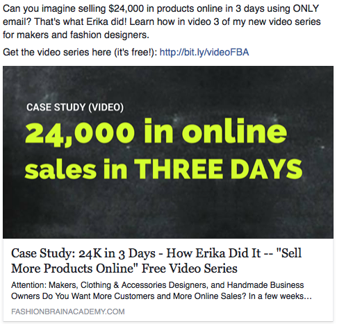 Sell More Products Online Free Video Series Online Things To Sell Selling Online