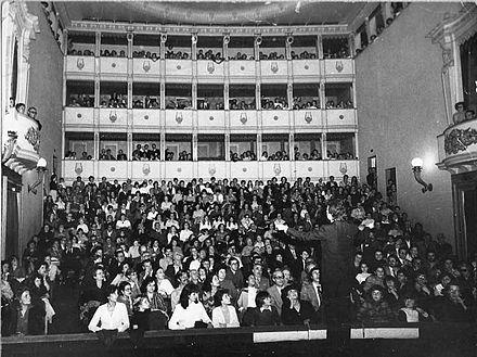 Teatro alla Scala - Wikipedia nel 2020 | Scale, Teatro ...