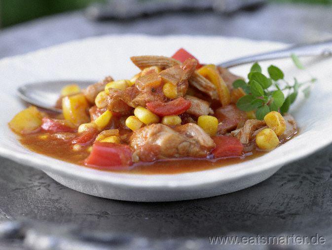 Hähnchen-Eintopf - smarter - Kalorien: 530 Kcal | Zeit: 60 min.