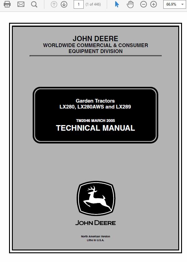 Pin on John Deere Manuals Jd A Wiring Diagram on