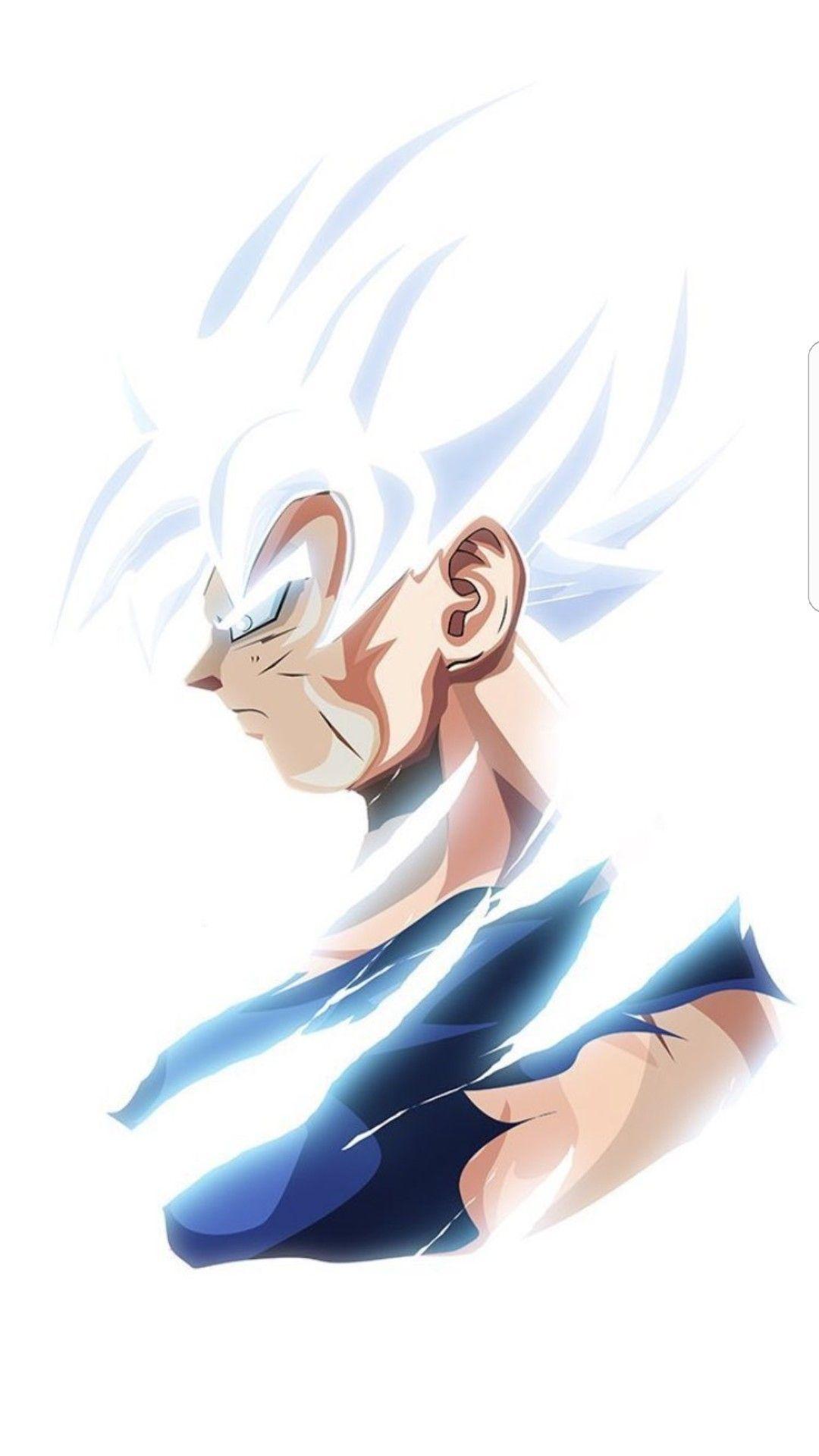Master Ultra Instict Goku Art By Bosslogic Dragon Ball Super Goku Anime Dragon Ball Super Dragon Ball Super Wallpapers
