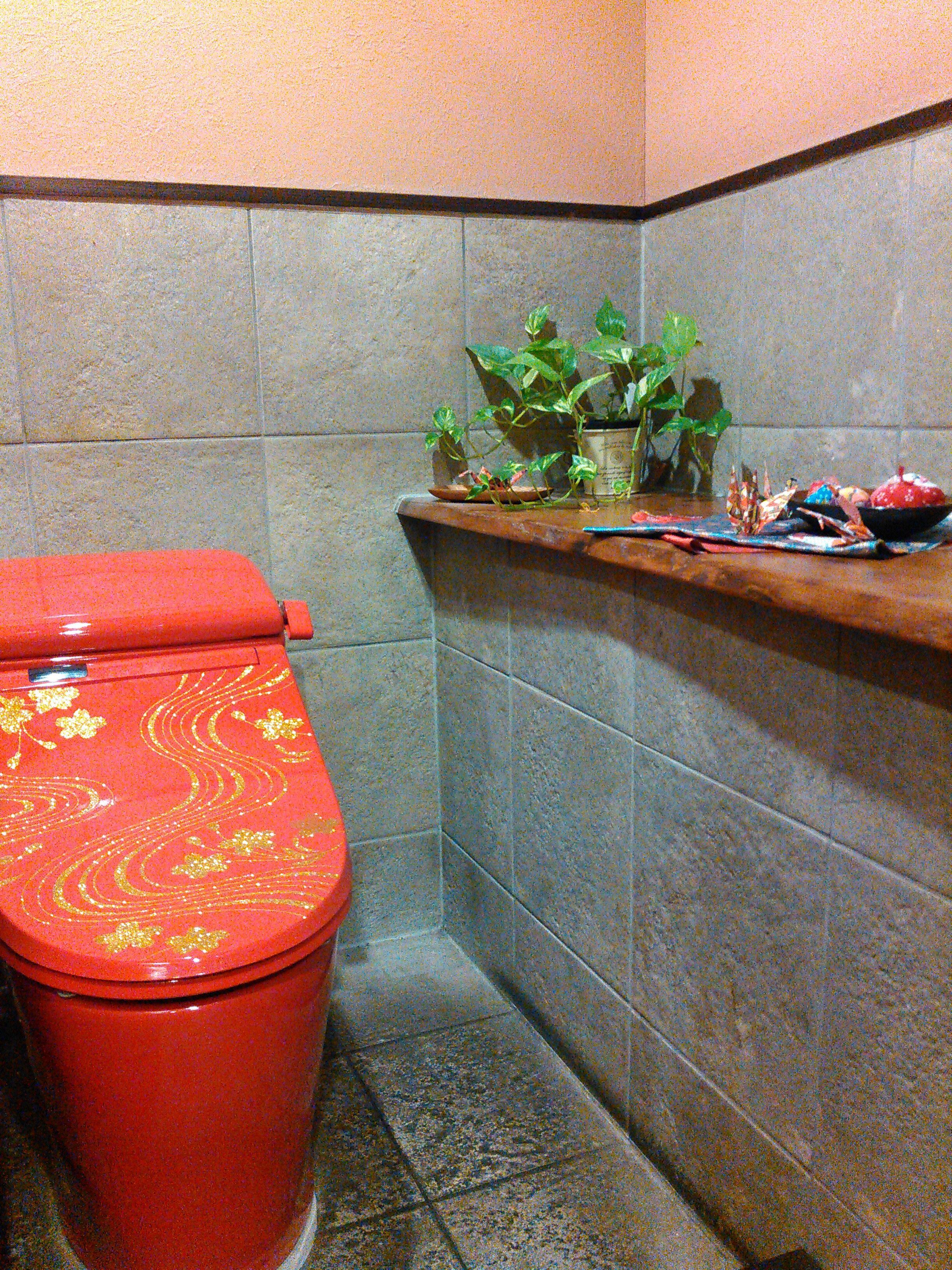 BIDOCORO 納入事例 宇都宮 海鮮飲食店 海蔵県庁前店様に 朱赤の行