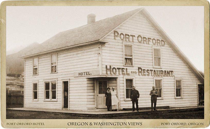 Port Orford Hotel Oregon