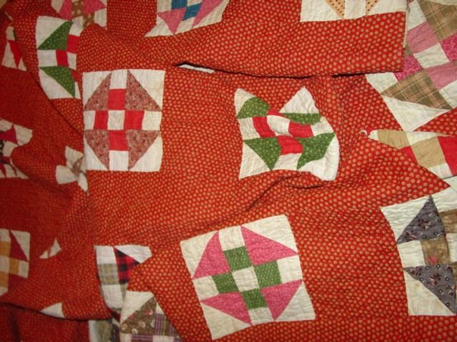 Quilts From The Scrap Basket « Wood Ridge Homestead