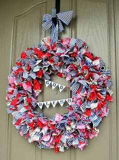 Simply Southern, Sweet, Classy and Sassy: 4th of July Craft Ideas