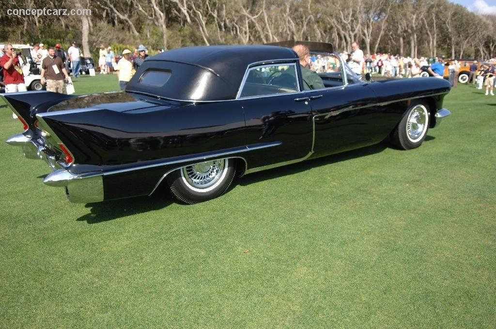 1956 Cadillac Eldorado Brougham Concept Image