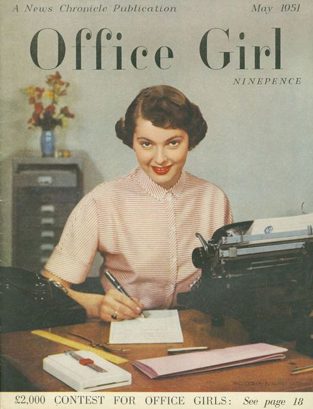 Office Girl 1951