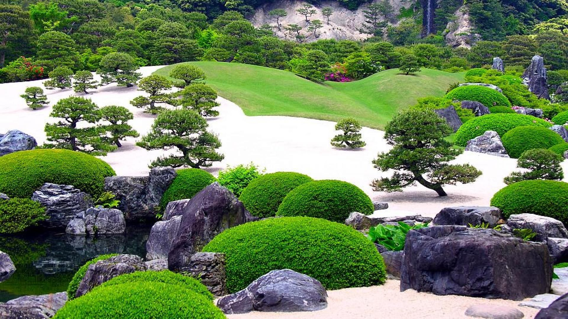 Japanese Garden Wallpaper 1920x1080 Amazing Design 415442