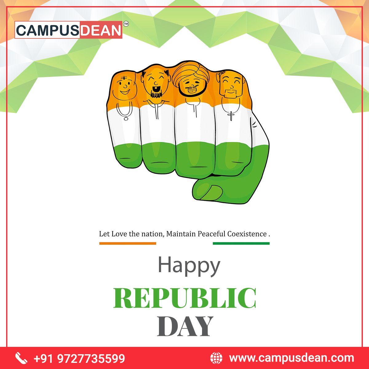 Happy Republic Day 2021 In 2021 Republic Day Republic Day India Republic Happy republic day 2021 images best