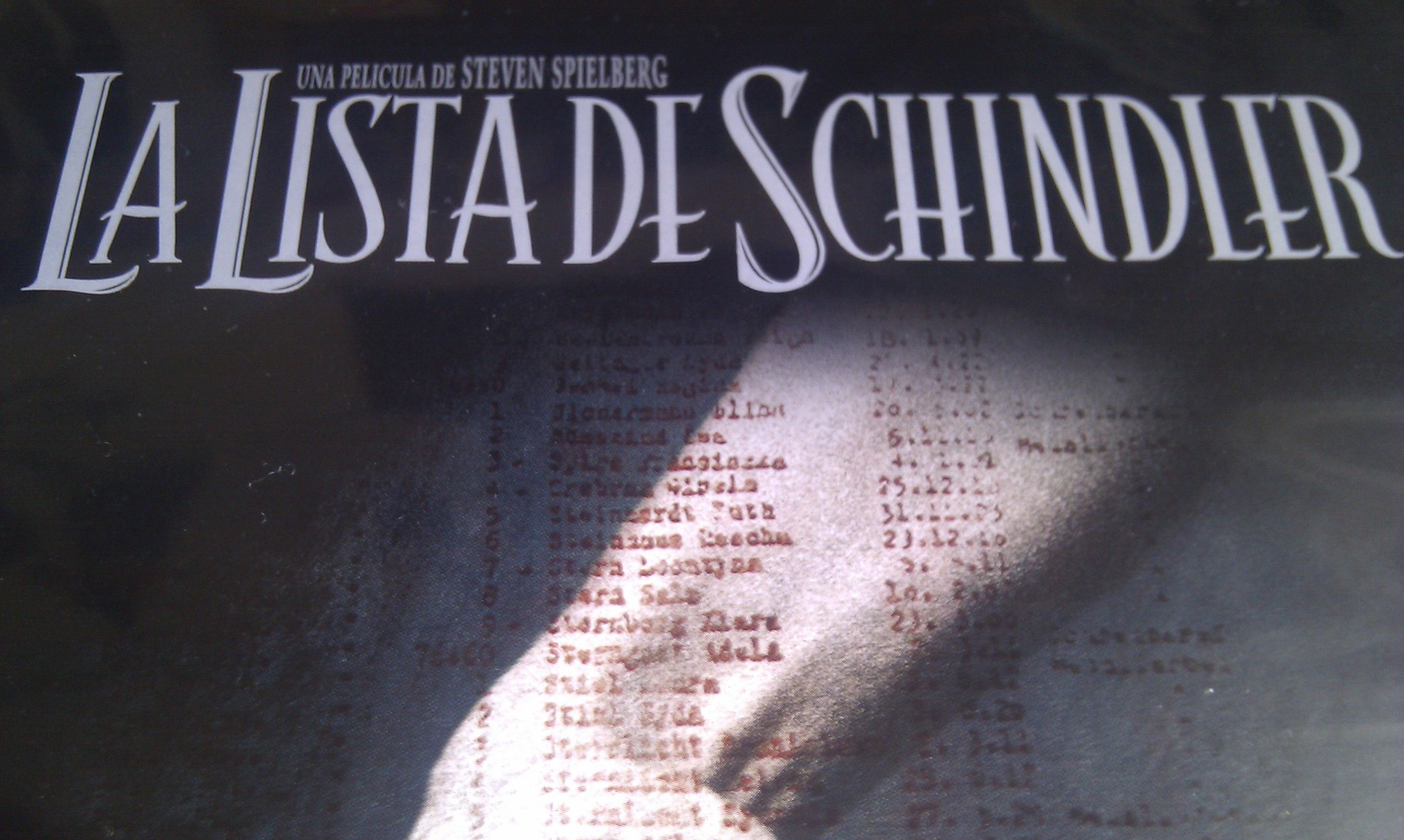 la liste de schindler mégaupload