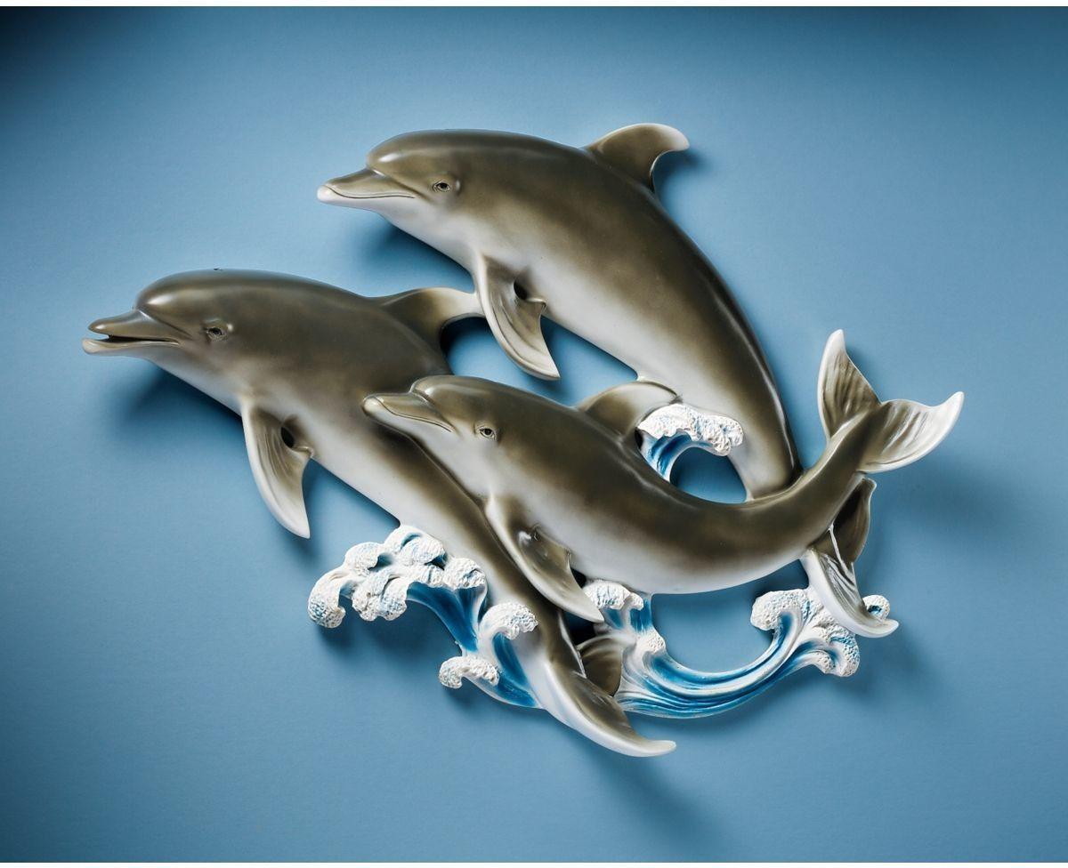 The Good Seas Dolphin Wall Decor Beach Bedroom And Bath