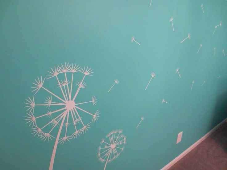 Nursery Ideas Tiffany Blue Murals