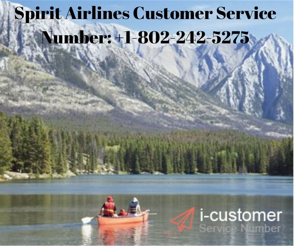 Spirit Airlines Customer Service Number +18022425275