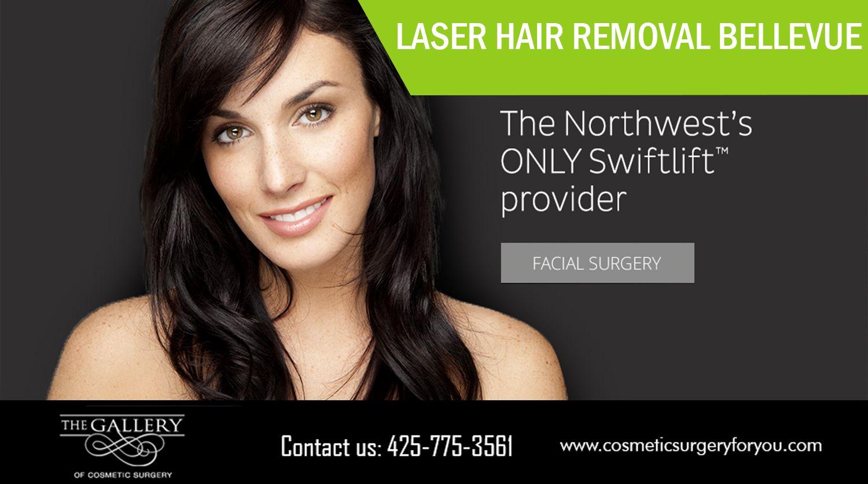 Contact laser hair removal cosmetic surgery facial surgery