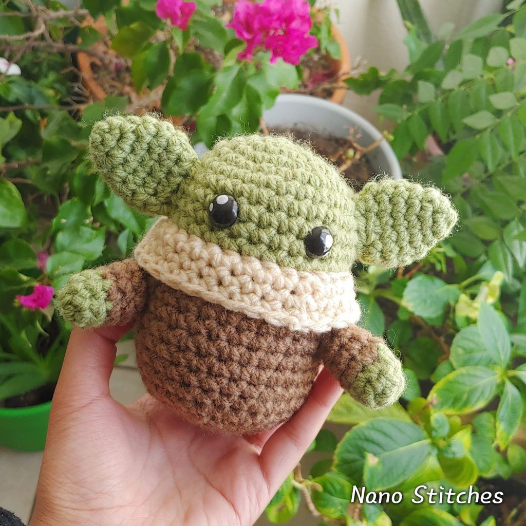 Photo of The Best Baby Yoda Patterns For Makers Who Crochet! Dolls, Booties, Hats, Ornaments, Amigurumi and More …