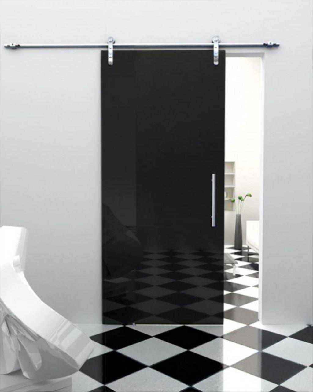 Interior sliding doors design for contemporary look luxury