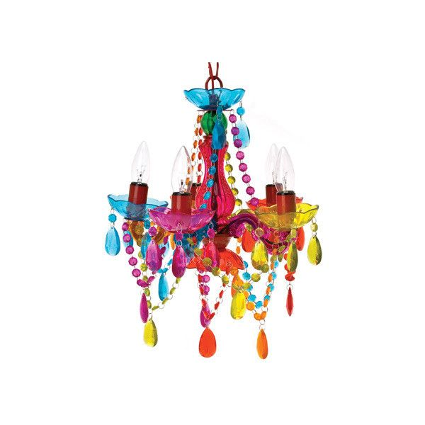 We Are Crazy About This Small Gypsy Colorful Chandelier It S A Wildthings Bester