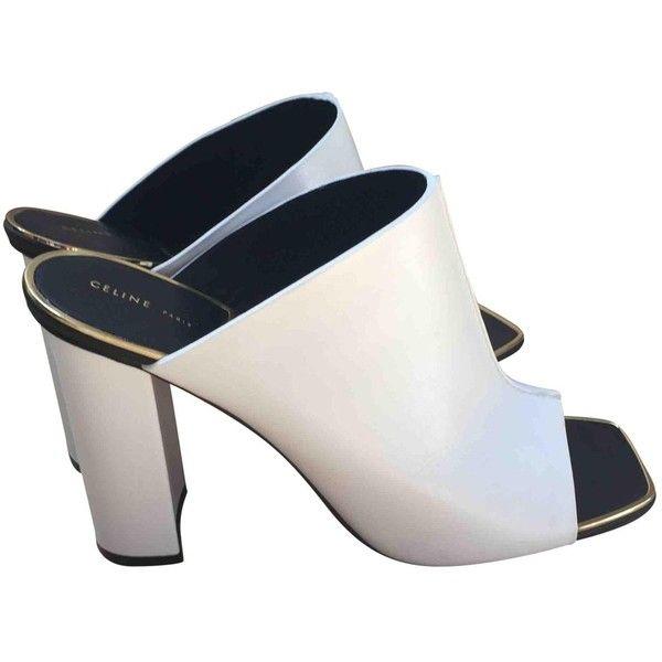 Pre-owned - Sandals Celine IjyAWK