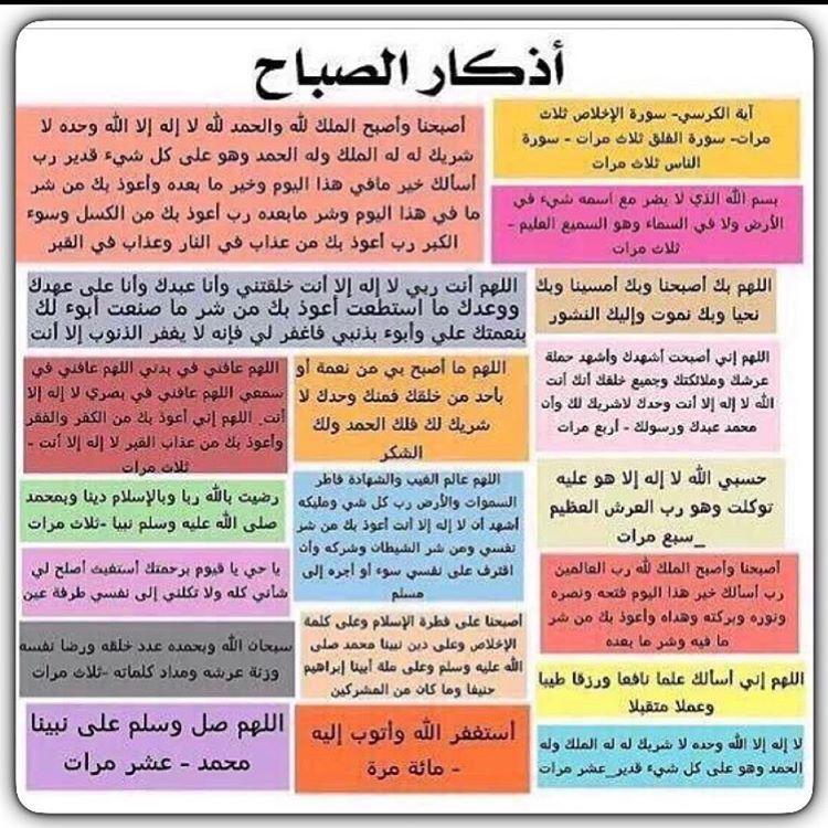 اذكار المسلم On Instagram إسلام قرآن اذكار الصباح اذكار المساء سبحان الله ال Quran Quotes Love Quran Quotes Inspirational Islamic Phrases