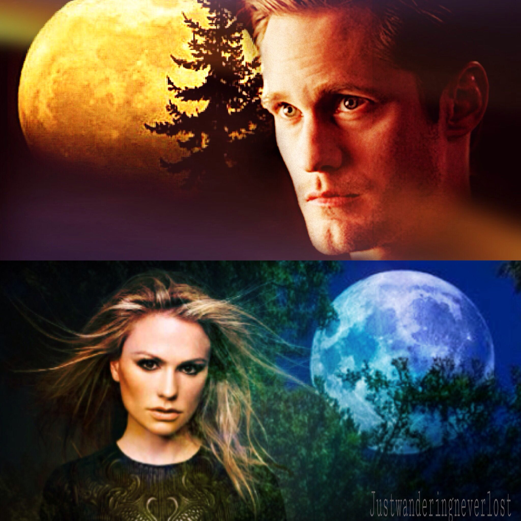 Edits for my fanfic Love Eternal  Eric and Sookie | True