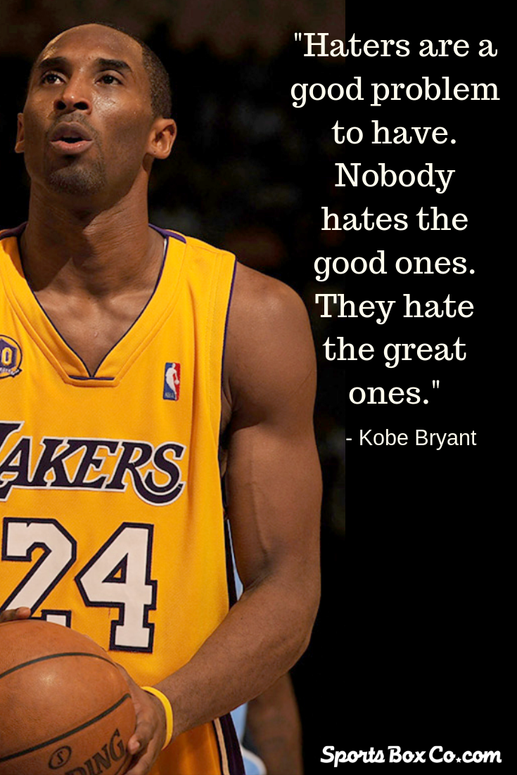 Kobe Bryant Quote Kobe Quotes Kobe Bryant Pictures Basketball Quotes Inspirational