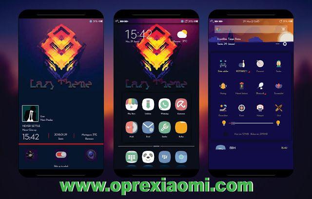 Xiaomi Thema Tema Lazy Mtz V2 1 Versi Terbaru Dan Tembus Ke Akar Oprexiaomi Com Aplikasi