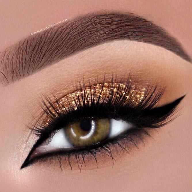 Fall Smokey Eye Makeup Ideas You Will Love ★ See more: https://makeupjournal.com/fall-smokey-eye-makeup-ideas/ #nails