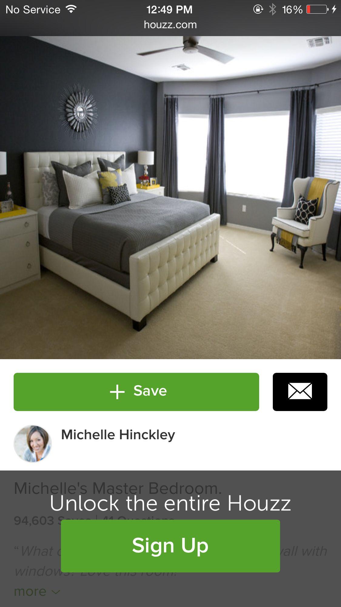 Hotel look Master bedroom, Home, Bedroom