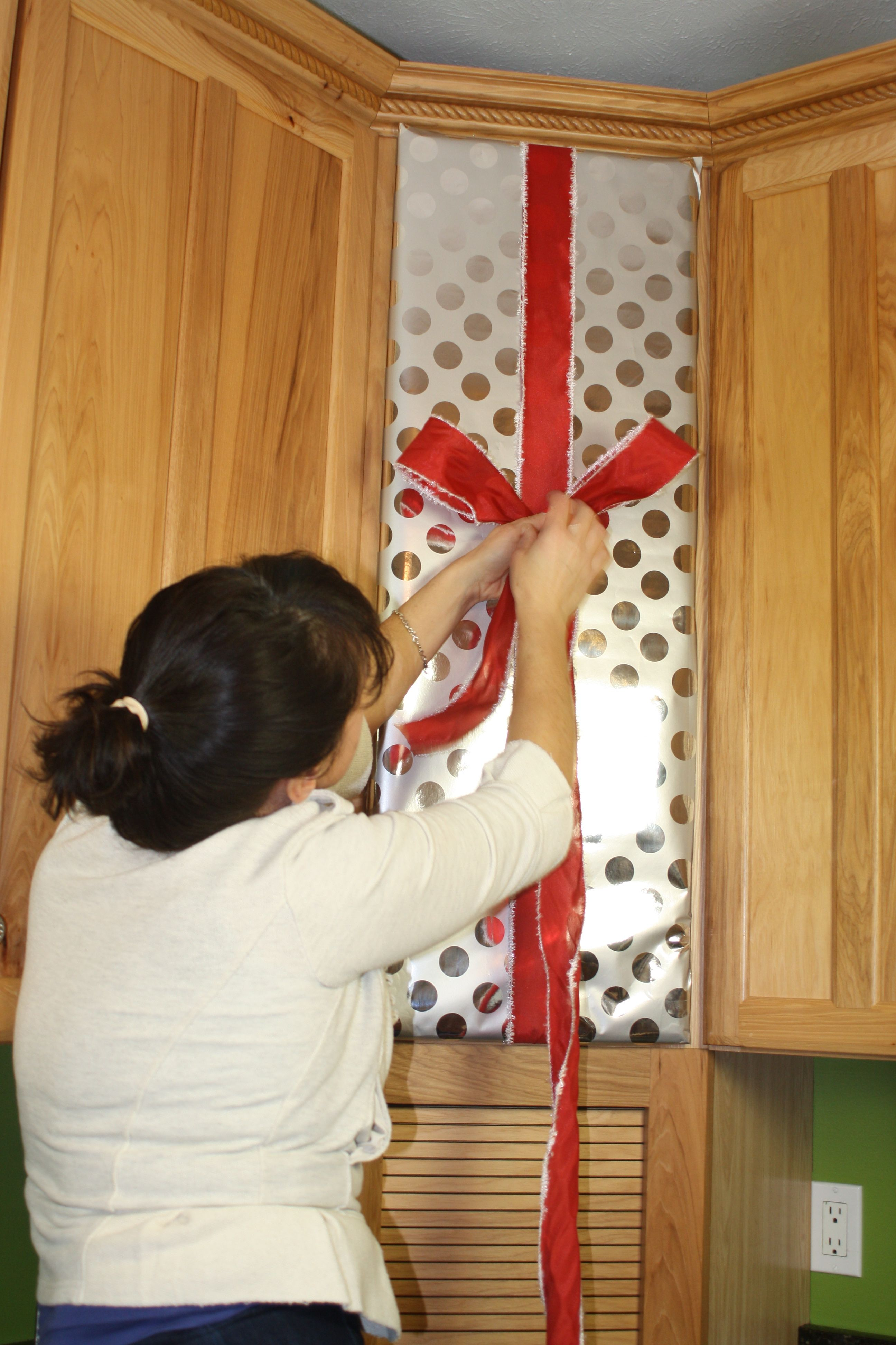 Frostize That Cupboard Chritmas Ideas Christmas Decorations