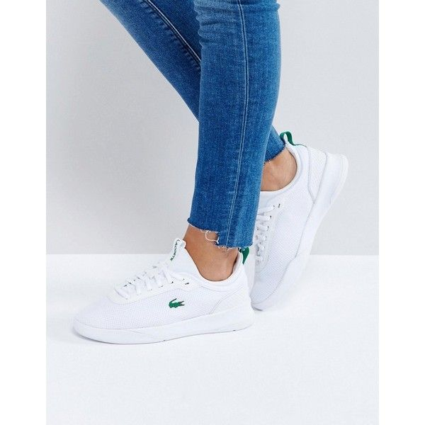 tennis sneakers, White leather shoes