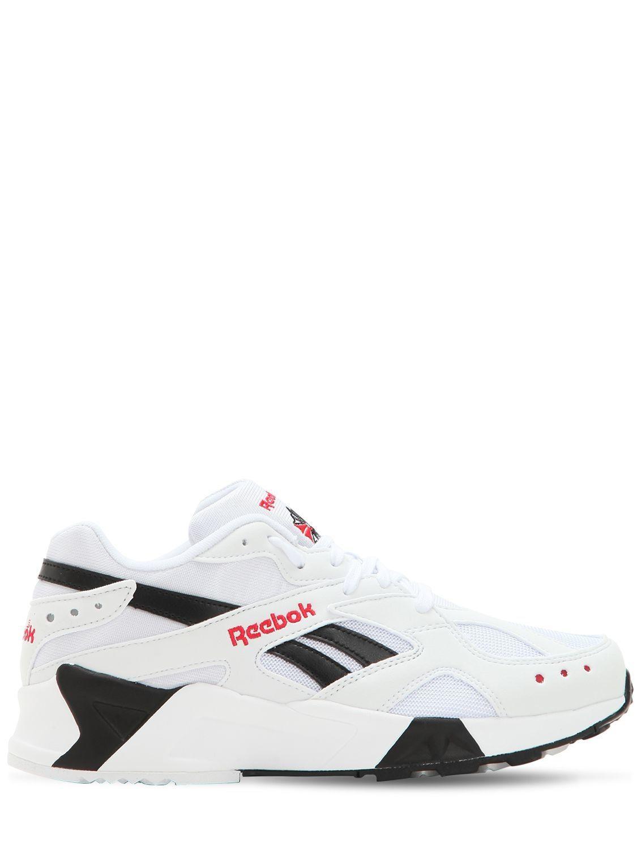 REEBOK AZTREK SNEAKERS. #reebok #shoes