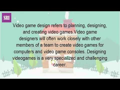 What Is The Job Of A Video Game Designer  HttpLifewaysvillage
