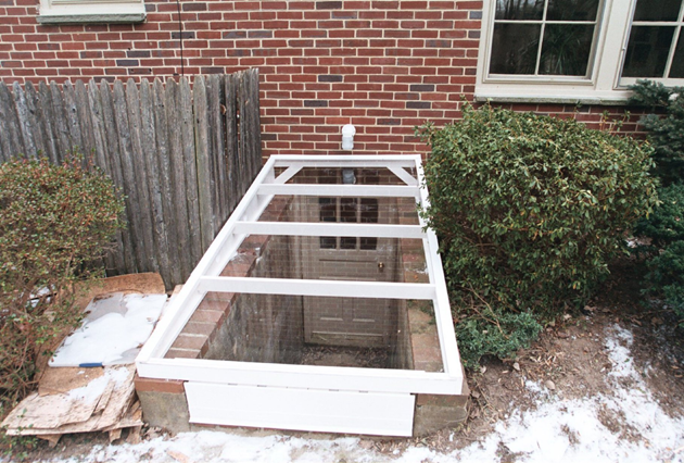 Window Well Covers Wickes Works Products Stairs Covering | Outside Stairs To Basement | Outside | Brick | Beautiful | Underground | Enclosed Porch
