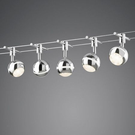 Spankabel systeem George 5 LED | lamps | Pinterest - LED, Lampen en ...