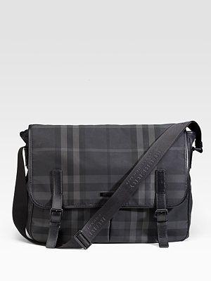 85d887d54a7a Burberry men s nylon messenger bag  795