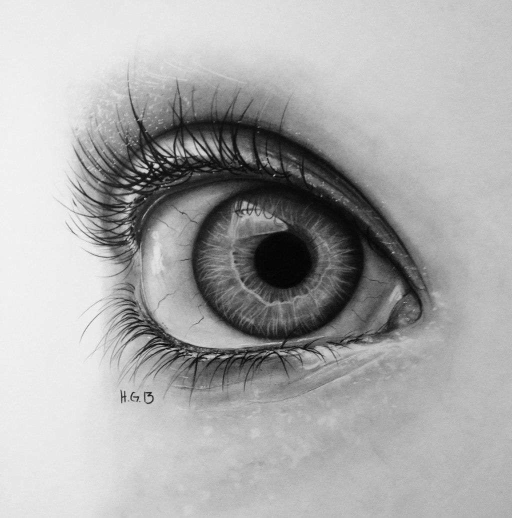 Eye Drawing: Wow Really Pretty I Don't Now How People Can Really Show A