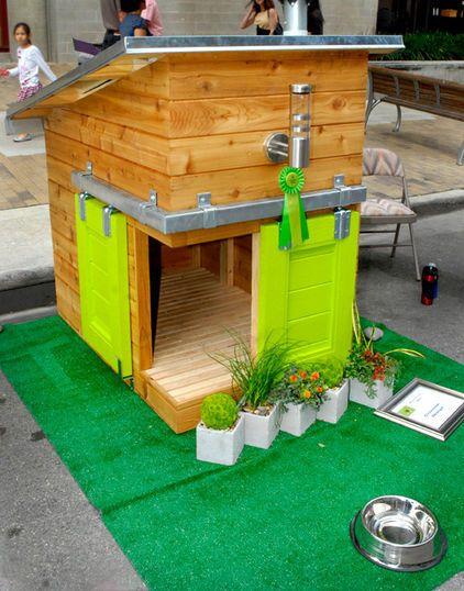 Eclectic By Kara Mosher Casas Para Perros Casetas Para Perros