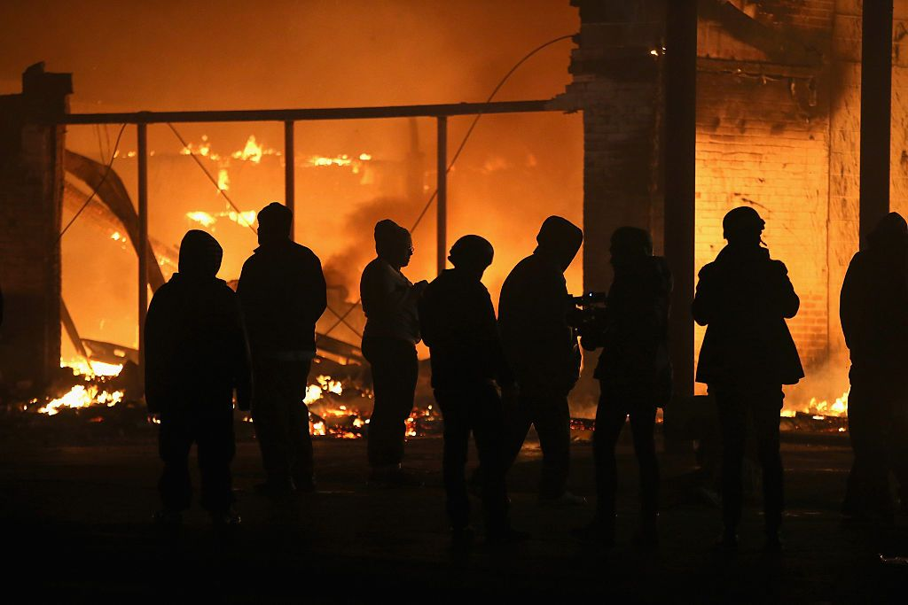 The Ferguson Effect In Los Angeles More Crime Manhattan Institute Los Angeles Police Department Cleveland Police Crime