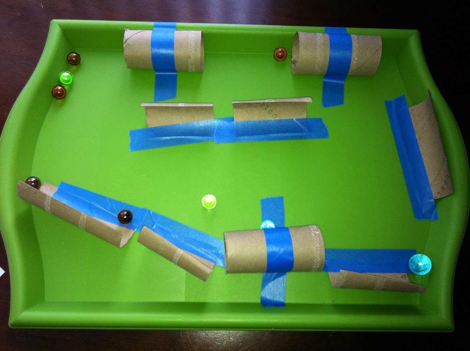 Tp Marble Obstacle Course Work Stuff Jogos