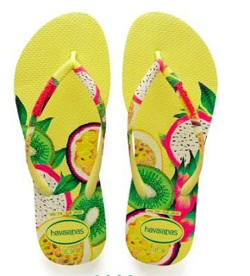 850ee44546 Mania por Havaianas Site de estilo e moda  Dicas de havaianas novas para os  seus looks da mod.
