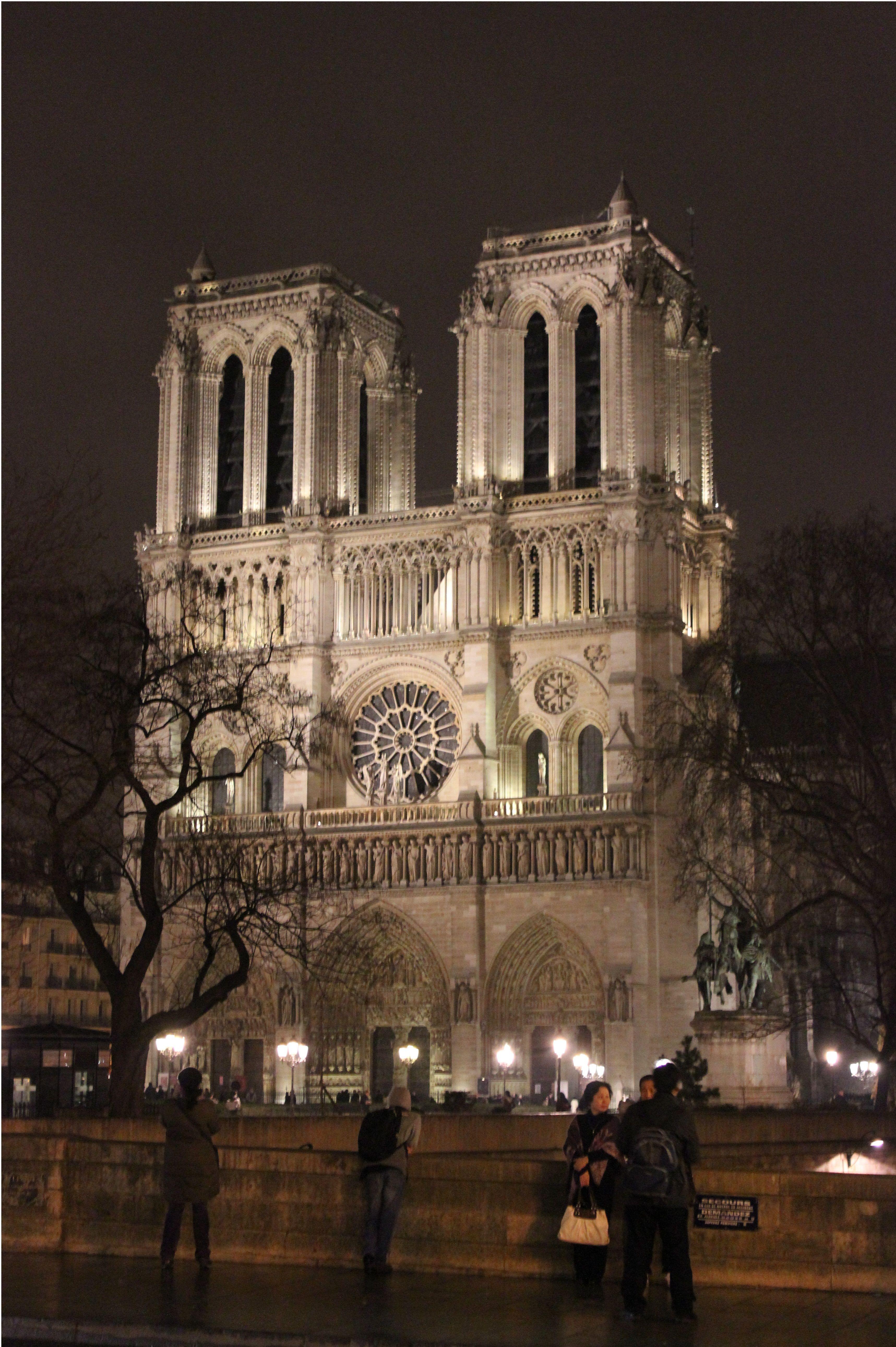 Notre Dame de Paris - Paris, France