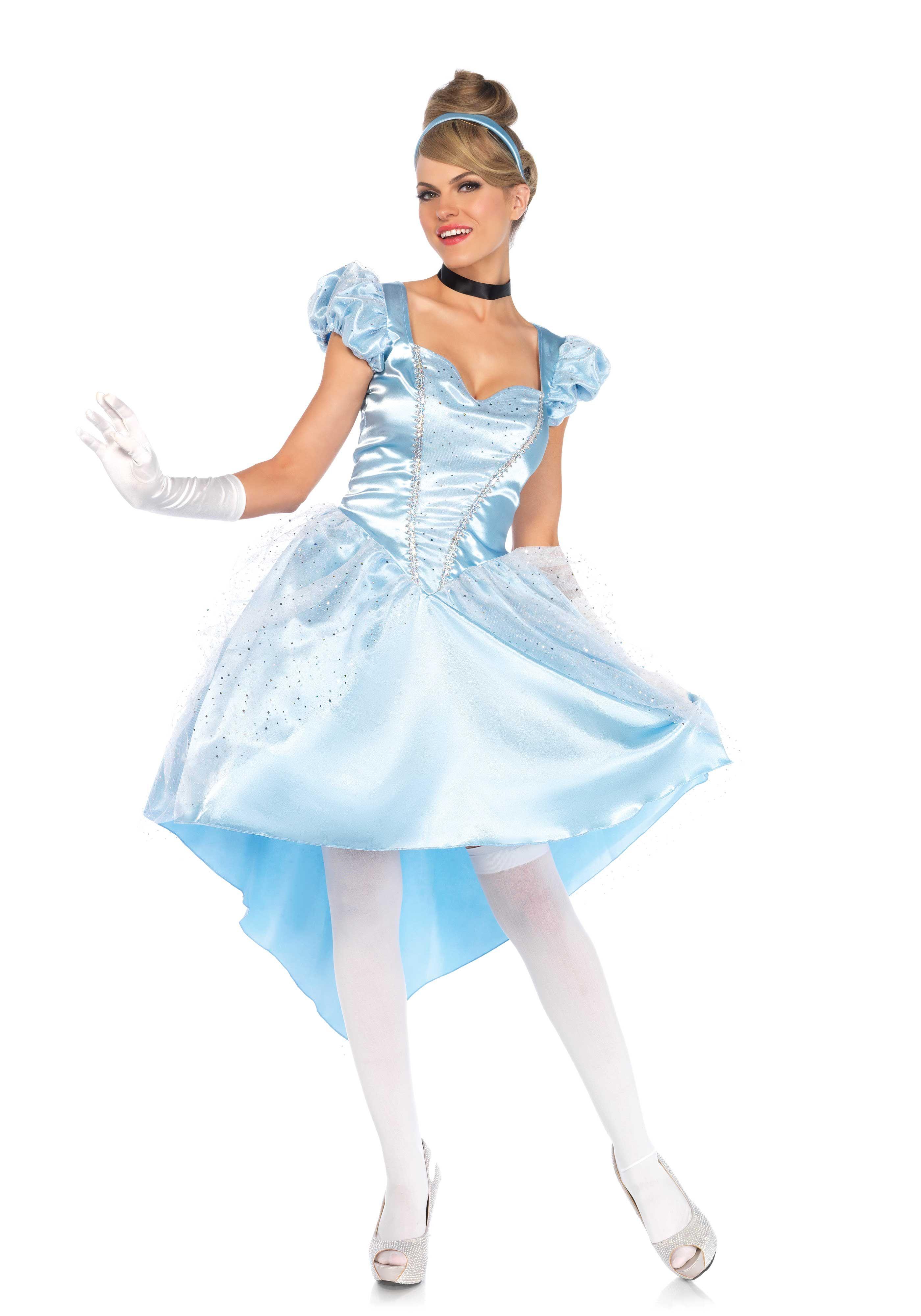 Women/'s Enchanted Princess Royal Costume