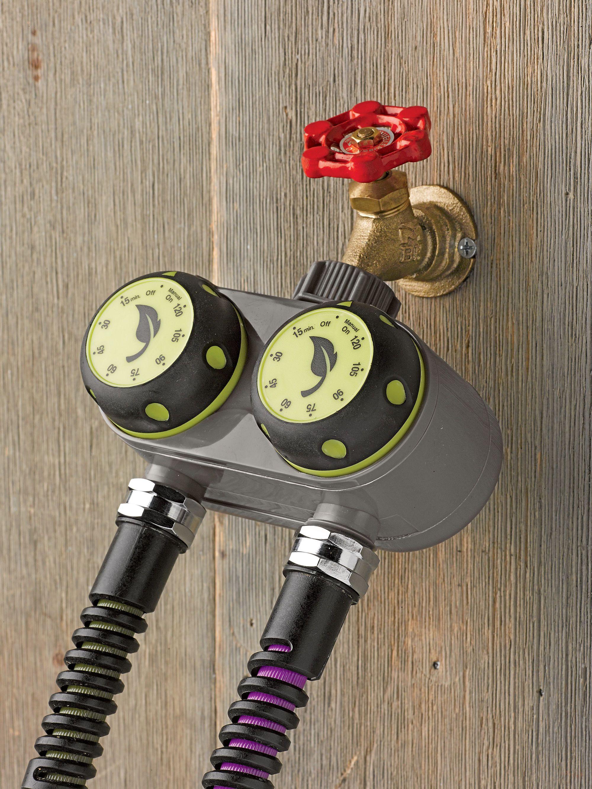 snip n drip soaker hose watering system