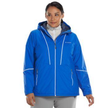 Veste ski femme snow front columbia