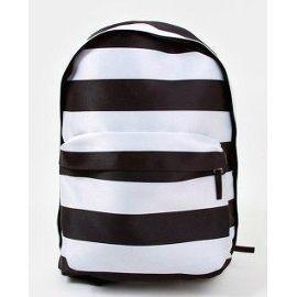 A Simons Raf Eastpak Dos Backpack Big Sac Rayures 0xbuwaxq By Black 57qEd5w