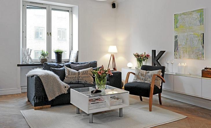 Oppdatert Hvordan innrede liten leilighet. | Ideas for our home | Small GQ-79