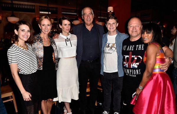 AHS Cast at Comic-Con 2014