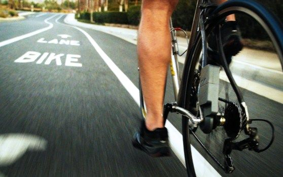 Pedal-powered generator lets you charge your phone while you ride